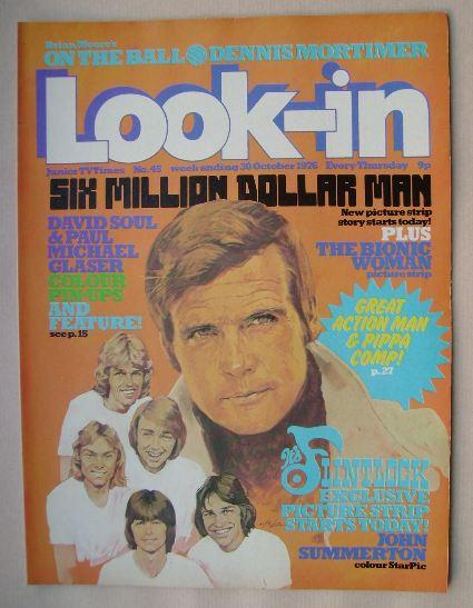 <!--1976-10-30-->Look In magazine - 30 October 1976