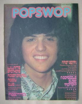 Popswop magazine - 12 May 1973