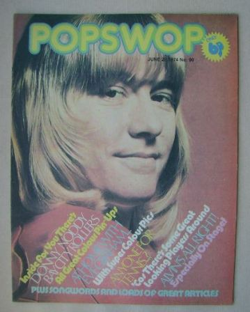 <!--1974-06-22-->Popswop magazine - 22 June 1974