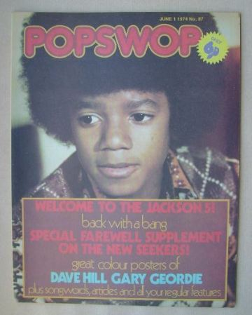 <!--1974-06-01-->Popswop magazine - 1 June 1974