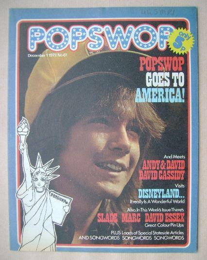 <!--1973-12-01-->Popswop magazine - 1 December 1973