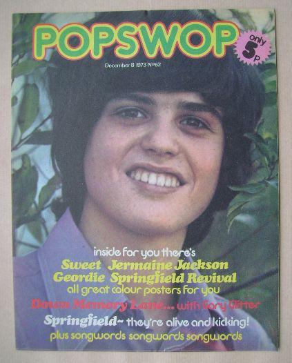<!--1973-12-08-->Popswop magazine - 8 December 1973