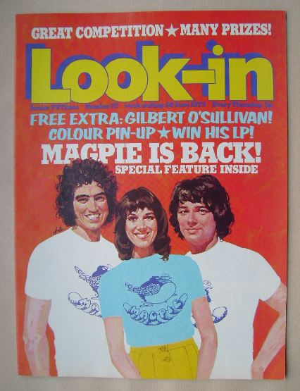 <!--1973-06-30-->Look In magazine - 30 June 1973