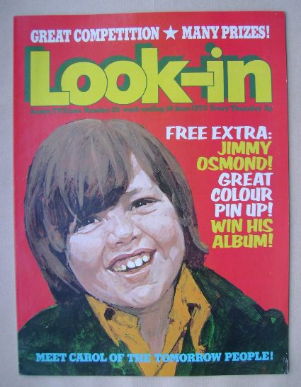 <!--1973-06-16-->Look In magazine - 16 June 1973