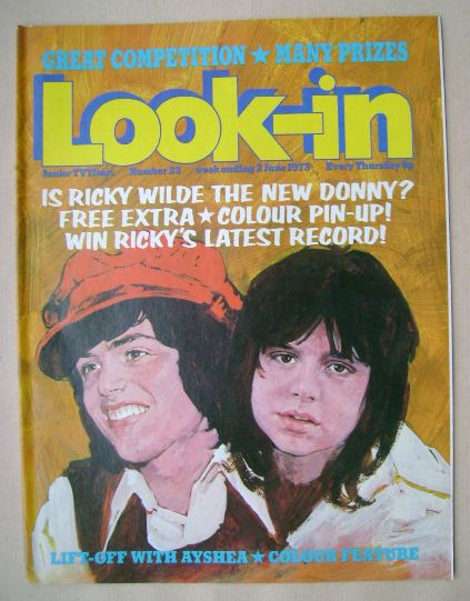 <!--1973-06-02-->Look In magazine - 2 June 1973