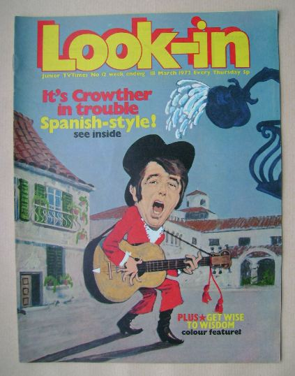 <!--1972-03-18-->Look In magazine - 18 March 1972