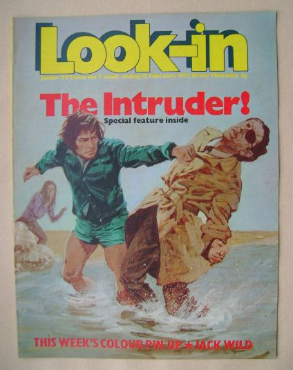 <!--1972-02-12-->Look In magazine - 12 February 1972