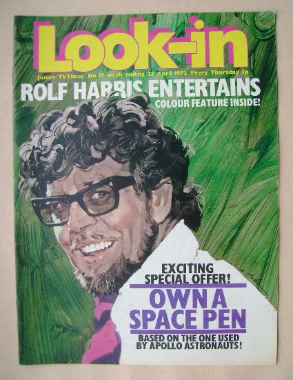 <!--1972-04-22-->Look In magazine - 22 April 1972