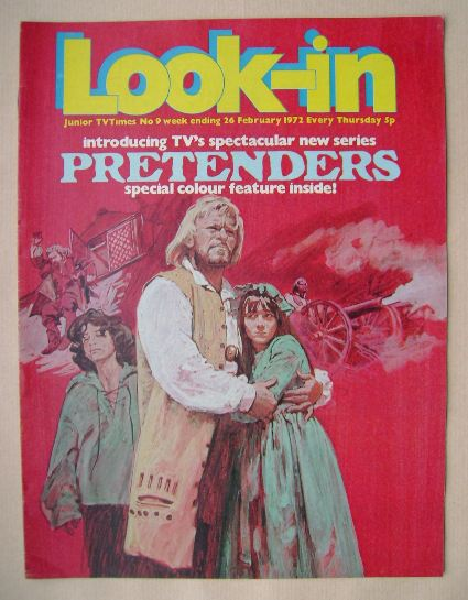 <!--1972-02-26-->Look In magazine - 26 February 1972