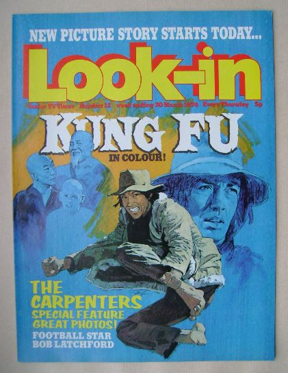<!--1974-03-30-->Look In magazine - 30 March 1974