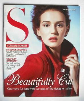 Sunday Express magazine - 28 December 2008