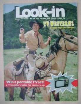 Look In magazine - 22 May 1971