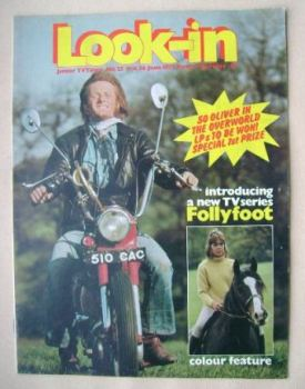 Look In magazine - 26 June 1971