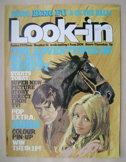 <!--1974-06-01-->Look In magazine - 1 June 1974