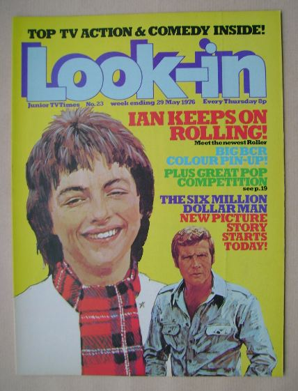 <!--1976-05-29-->Look In magazine - 29 May 1976