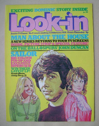 <!--1976-02-21-->Look In magazine - 21 February 1976