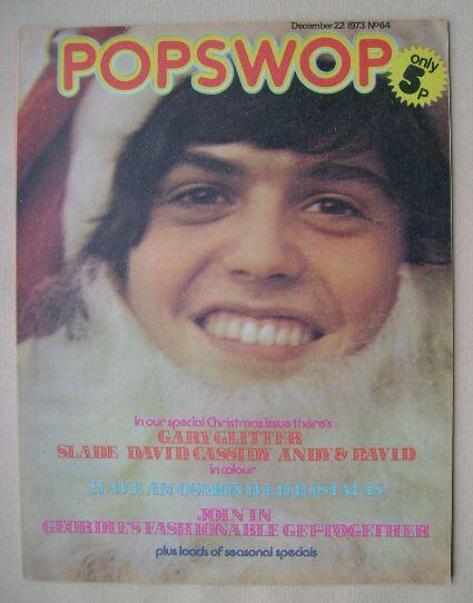 <!--1973-12-22-->Popswop magazine - 22 December 1973