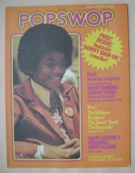 Popswop magazine - 24 February 1973