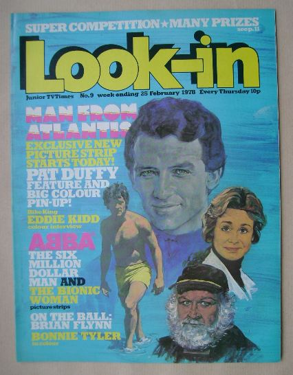 <!--1978-02-25-->Look In magazine - 25 February 1978