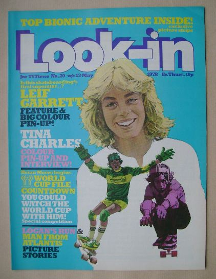 <!--1978-05-13-->Look In magazine - 13 May 1978