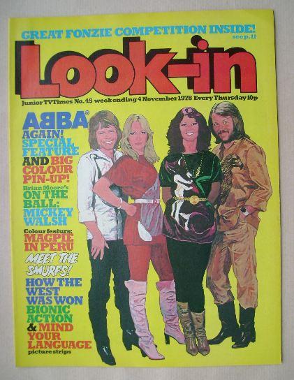 <!--1978-11-04-->Look In magazine - 4 November 1978