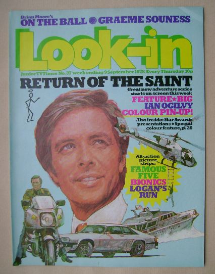 <!--1978-09-09-->Look In magazine - 9 September 1978