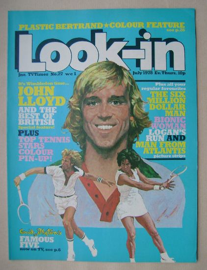 <!--1978-07-01-->Look In magazine - 1 July 1978