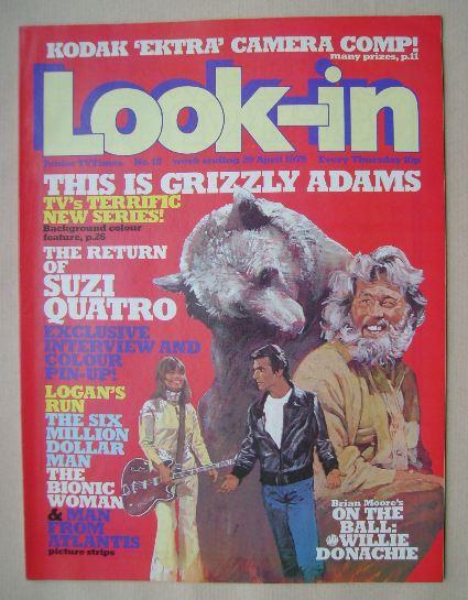 <!--1978-04-29-->Look In magazine - 29 April 1978