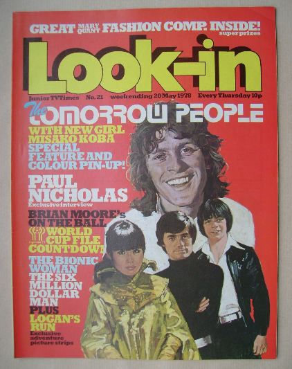 <!--1978-05-20-->Look In magazine - 20 May 1978