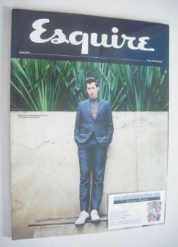 Esquire magazine - Mark Ronson cover (June 2015 - Subscriber's Issue)