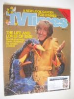 <!--1981-04-18-->TV Times magazine - Rod Hull and Emu cover (18-24 April 1981)