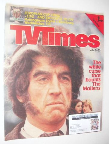<!--1980-05-24-->TV Times magazine - John Hallam cover (24-30 May 1980)