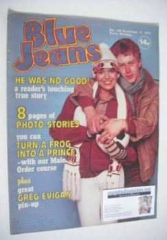 Blue Jeans magazine (17 November 1979 - Issue 148)
