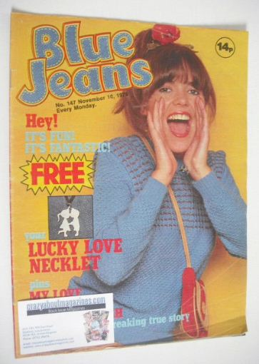 <!--1979-11-10-->Blue Jeans magazine (10 November 1979 - Issue 147)