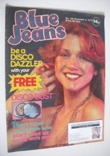 <!--1979-11-03-->Blue Jeans magazine (3 November 1979 - Issue 146)