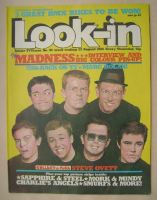 <!--1980-08-23-->Look In magazine - Madness cover (23 August 1980)
