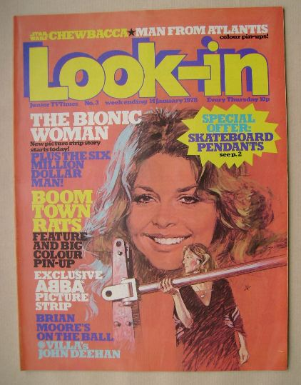 <!--1978-01-14-->Look In magazine - 14 January 1978