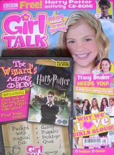 Girl Talk magazine (20 June - 3 July 2007)