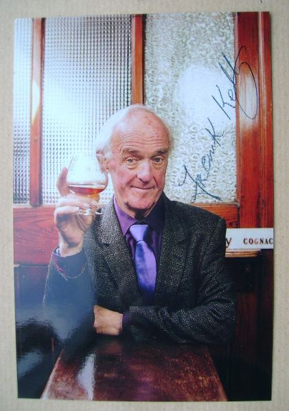 Frank Kelly autograph (hand-signed photograph)