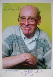 John Junkin autograph