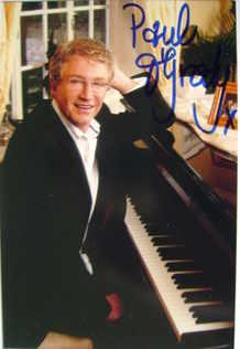 Paul O'Grady autograph