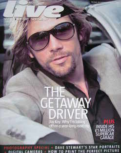 <!--2006-11-05-->Live magazine - Jay Kay cover (5 November 2006)