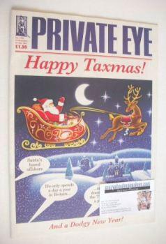 Private Eye magazine - No 1330 (22 December 2012 - 10 January 2013)