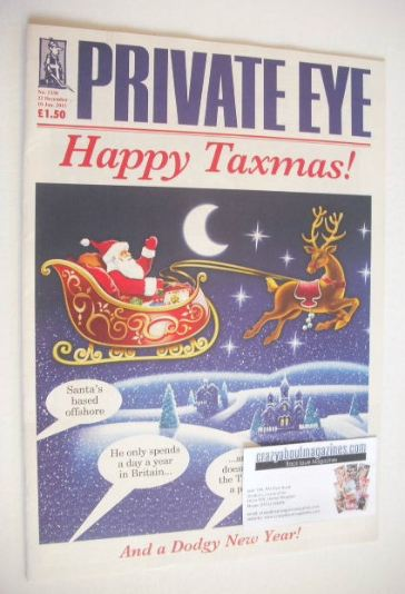<!--2012-12-22-->Private Eye magazine - No 1330 (22 December 2012 - 10 Janu