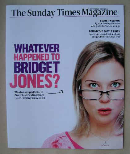 <!--2013-09-29-->The Sunday Times magazine - 29 September 2013