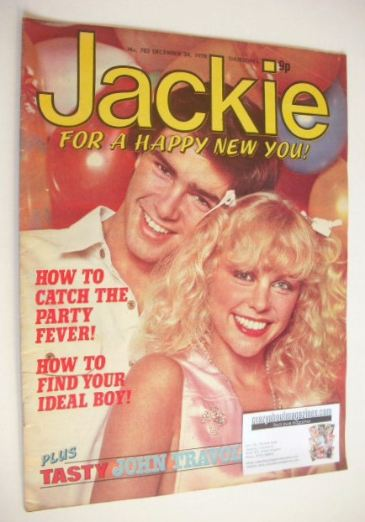 <!--1978-12-30-->Jackie magazine - 30 December 1978 (Issue 782)