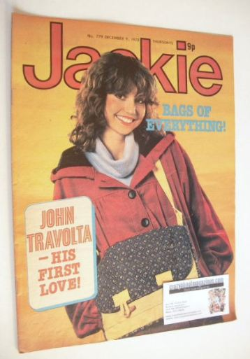 <!--1978-12-09-->Jackie magazine - 9 December 1978 (Issue 779)