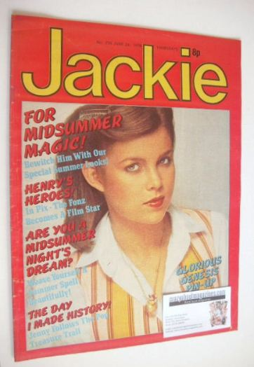 <!--1978-06-24-->Jackie magazine - 24 June 1978 (Issue 755)