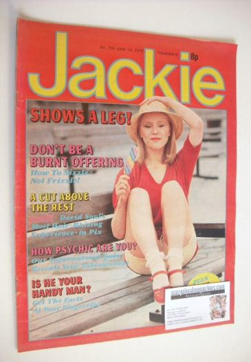 <!--1978-06-10-->Jackie magazine - 10 June 1978 (Issue 753)
