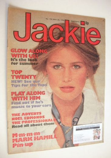 <!--1978-05-20-->Jackie magazine - 20 May 1978 (Issue 750)